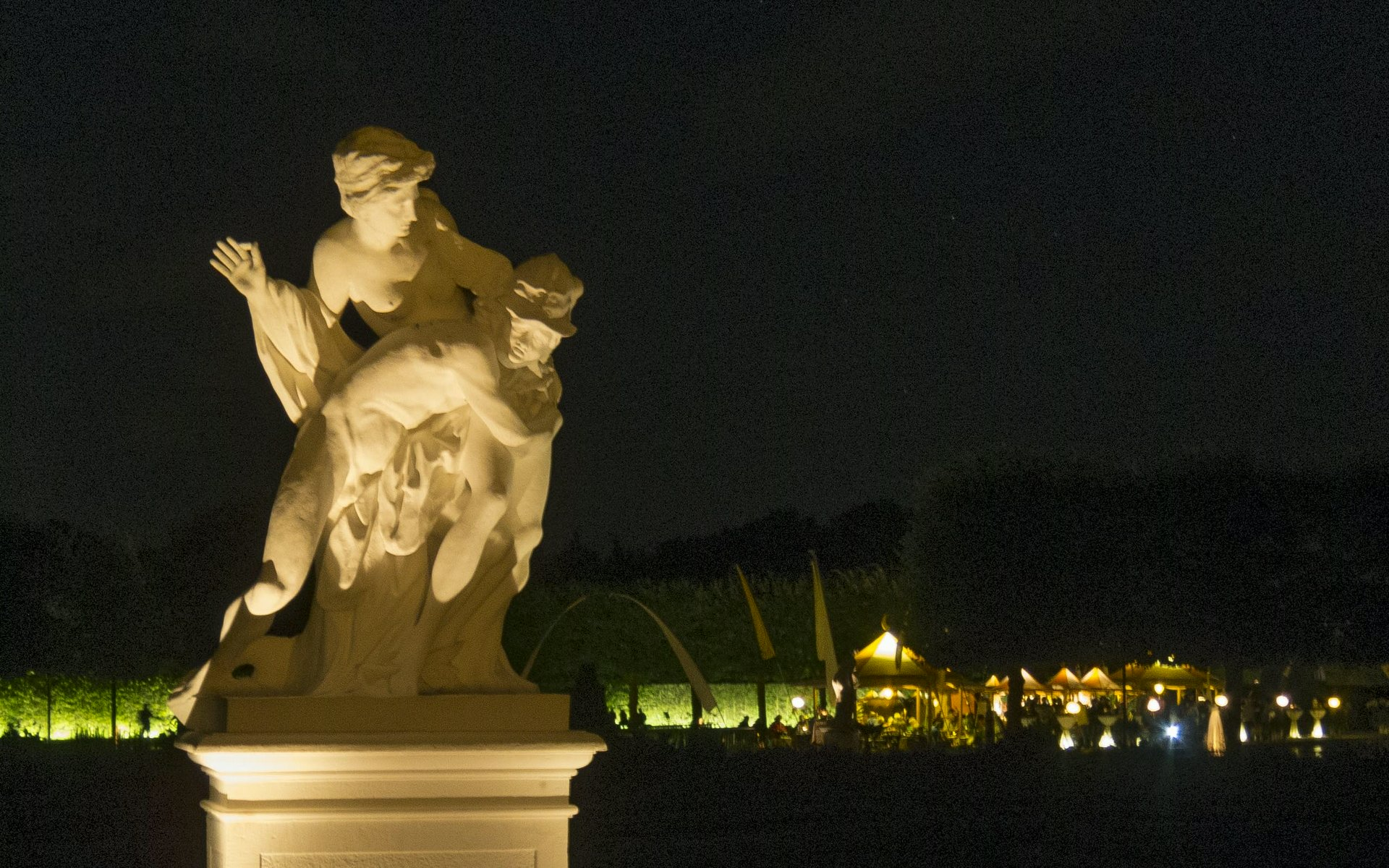 Illumination: Merkur und Psyche, Moccamaker