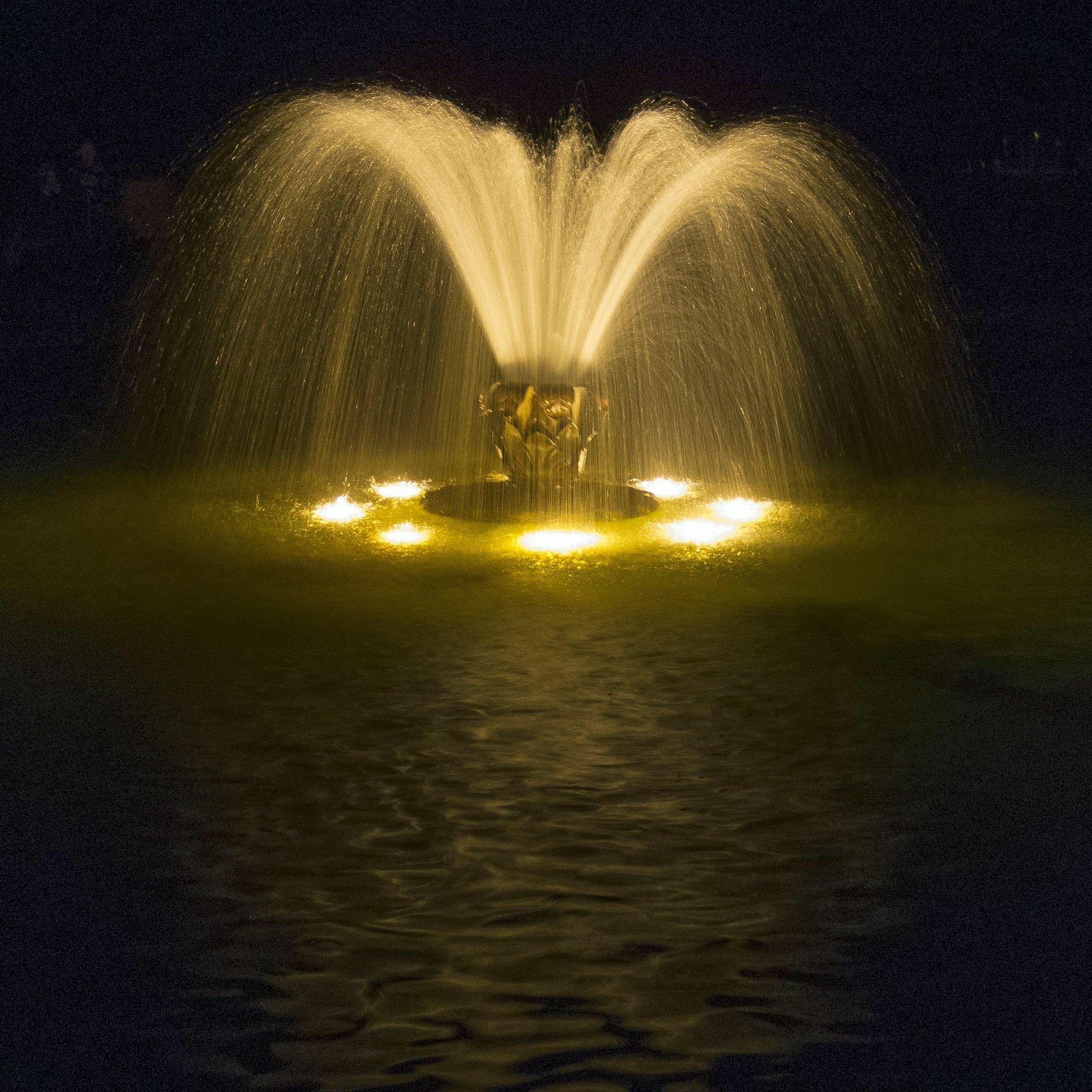 Illumination: Sternfontaine