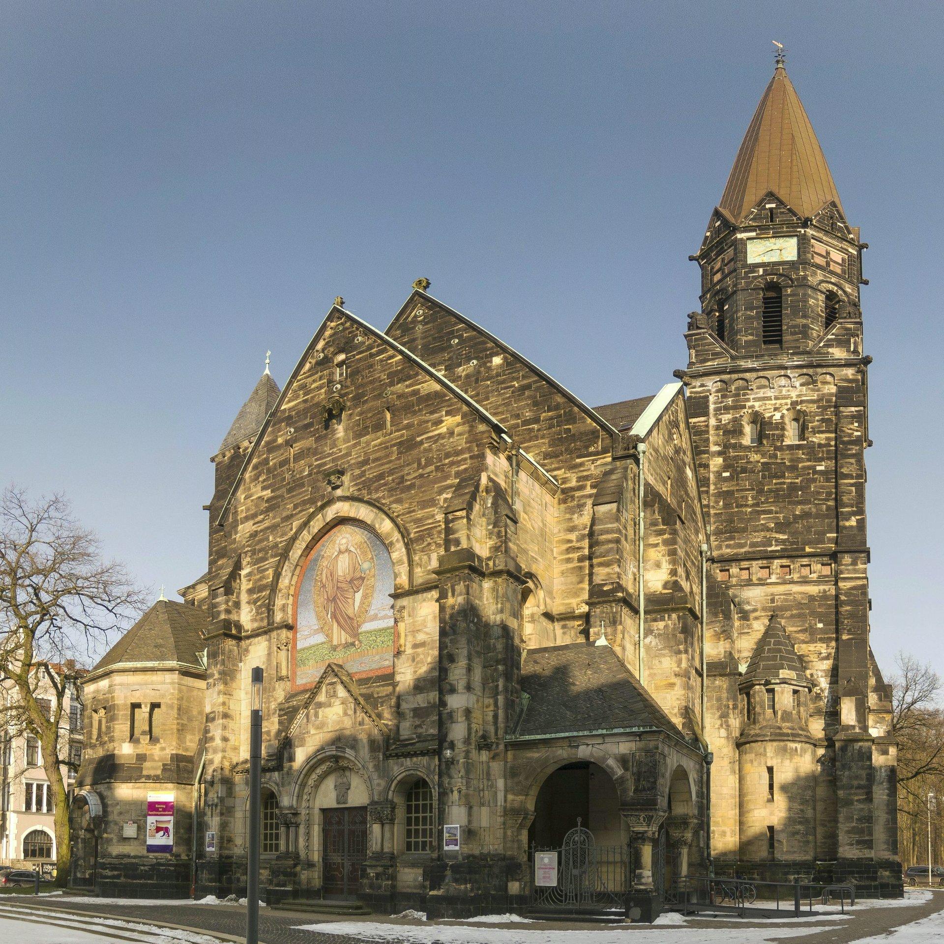 Sankt Markuskirche
