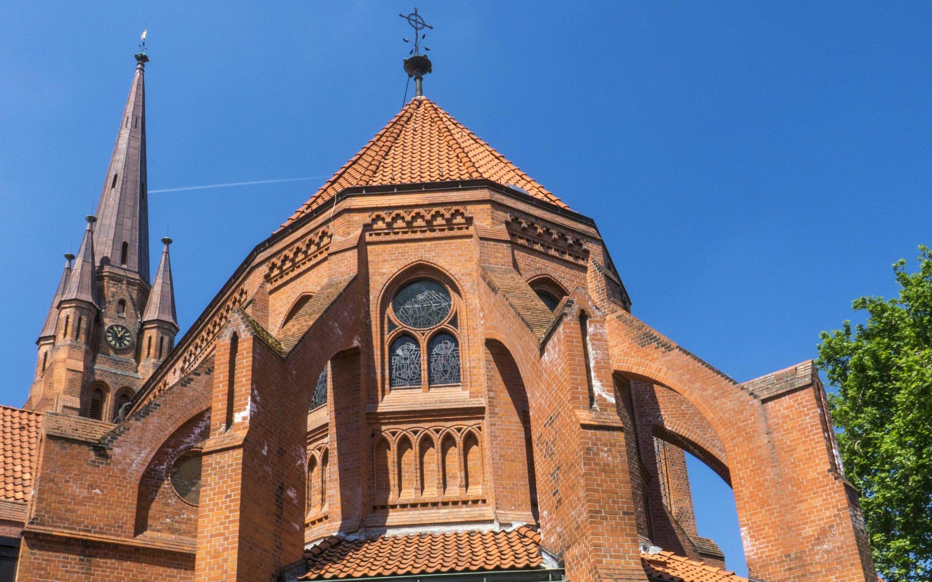 Apostelkirche an der Celler Straße