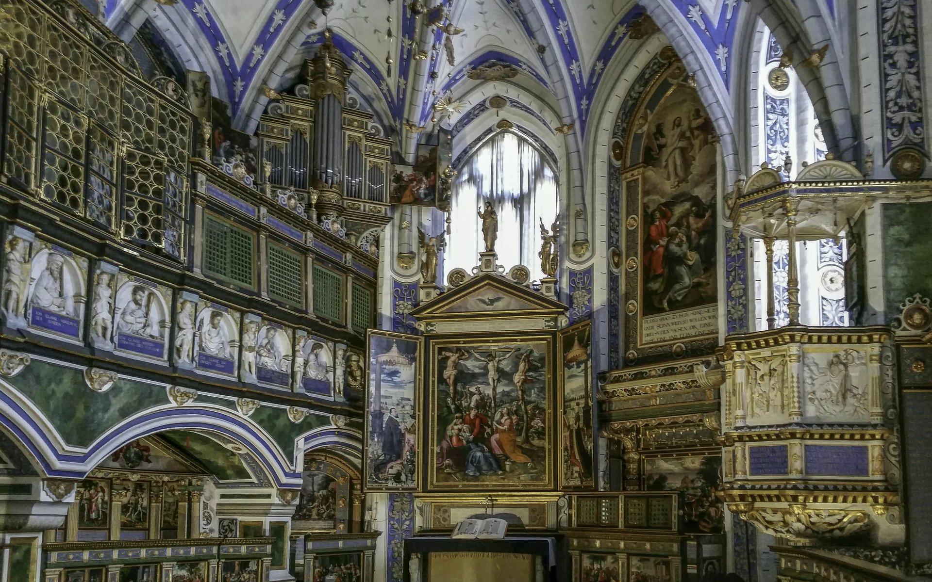 Kapelle im Celler Schloss