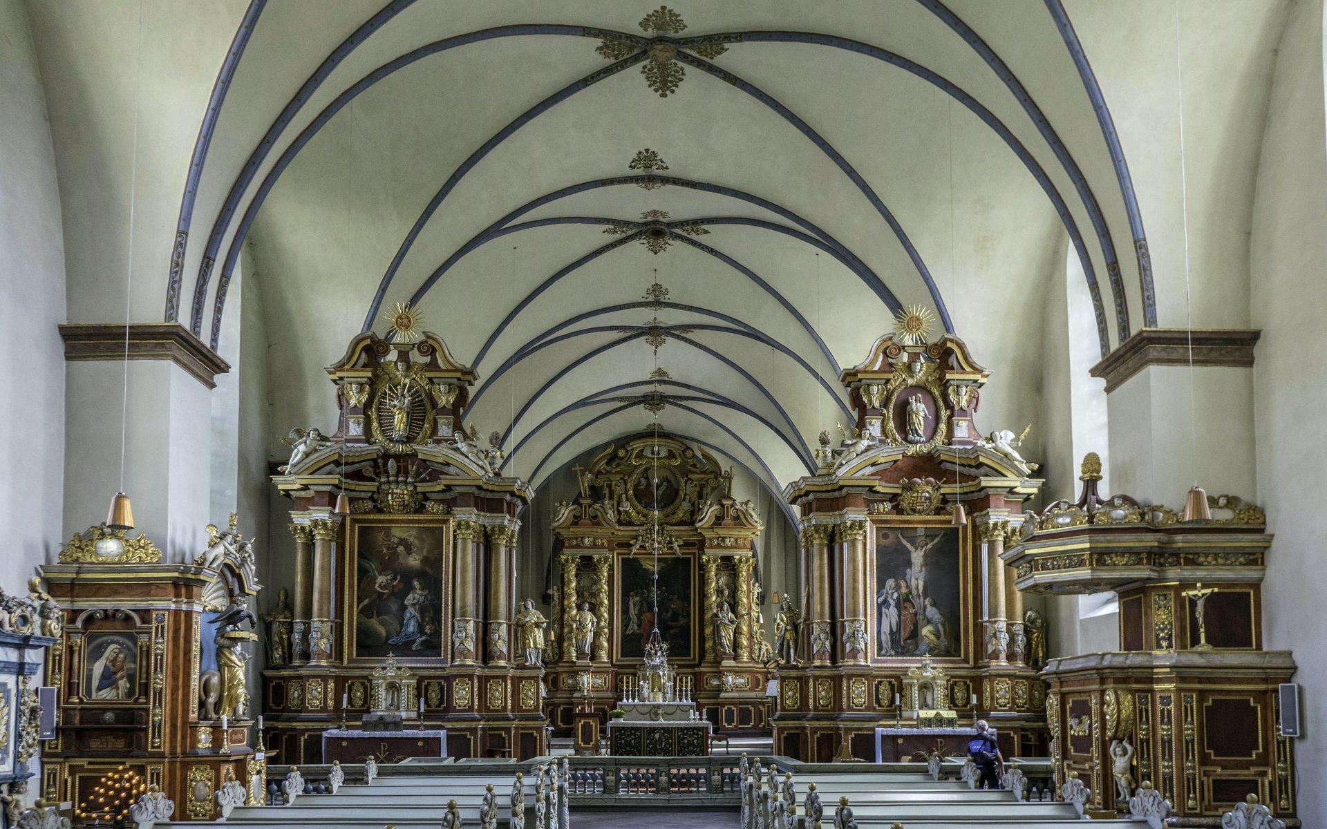 Klosterkirche von Schloss Corvey