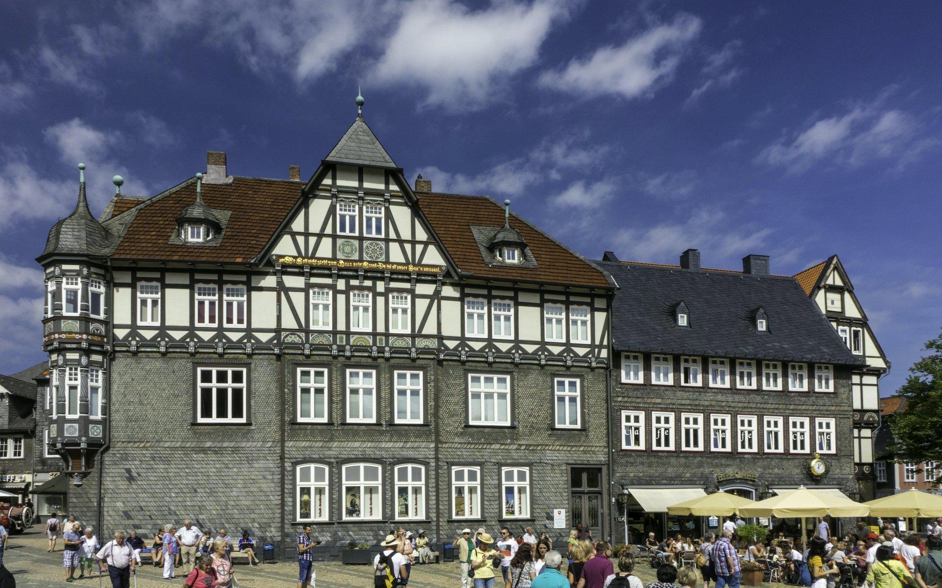 Haus am Markt in Goslar