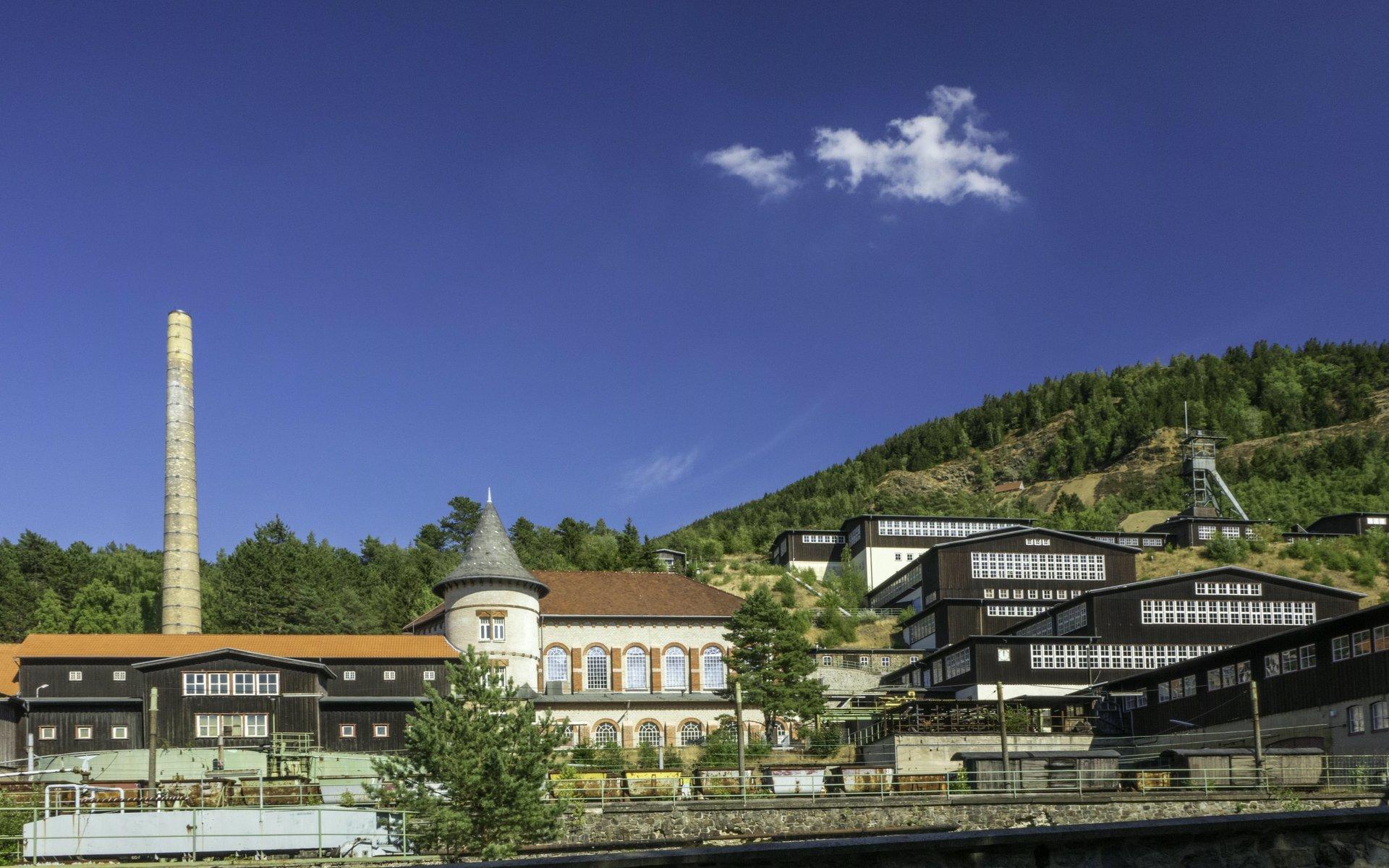 Bergbaumuseum Rammelsberg in Goslar