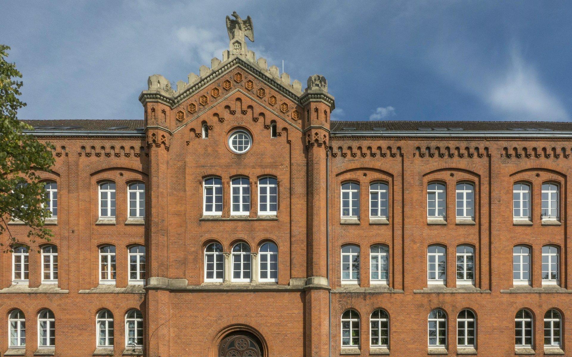 Gebäude am Welfenplatz