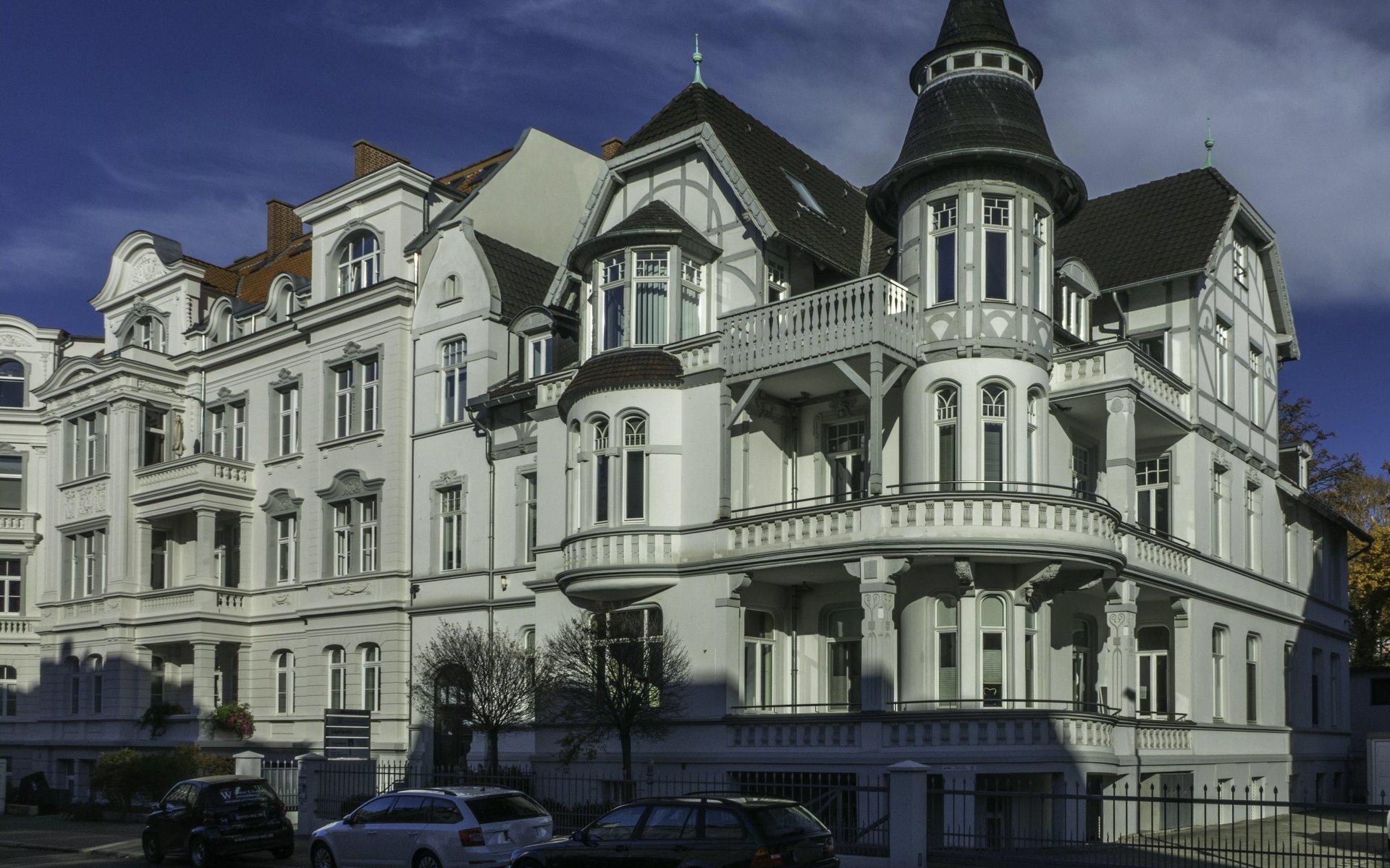 Haus an der Waldstraße