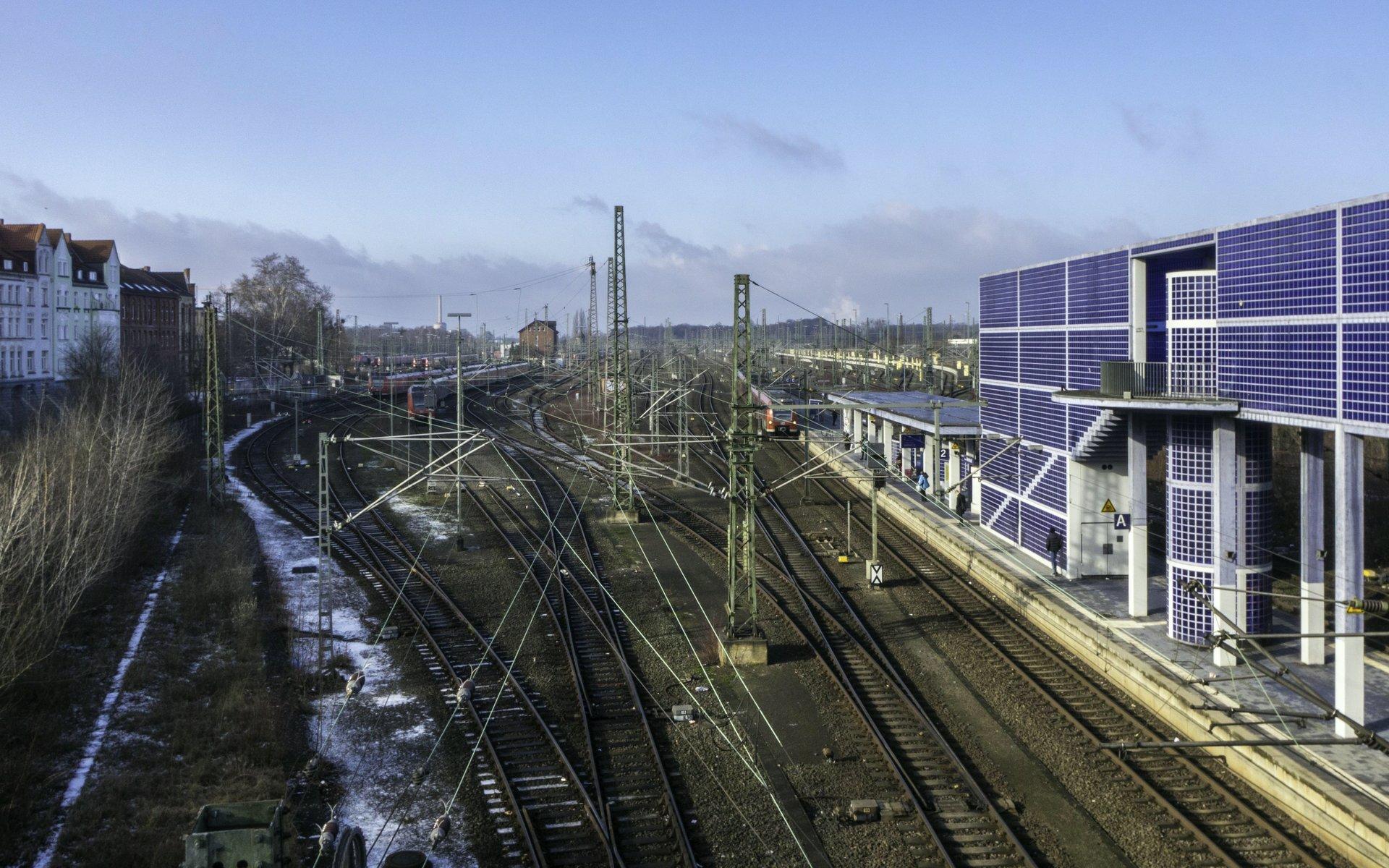 Bahnhof Hannover-Nordstadt