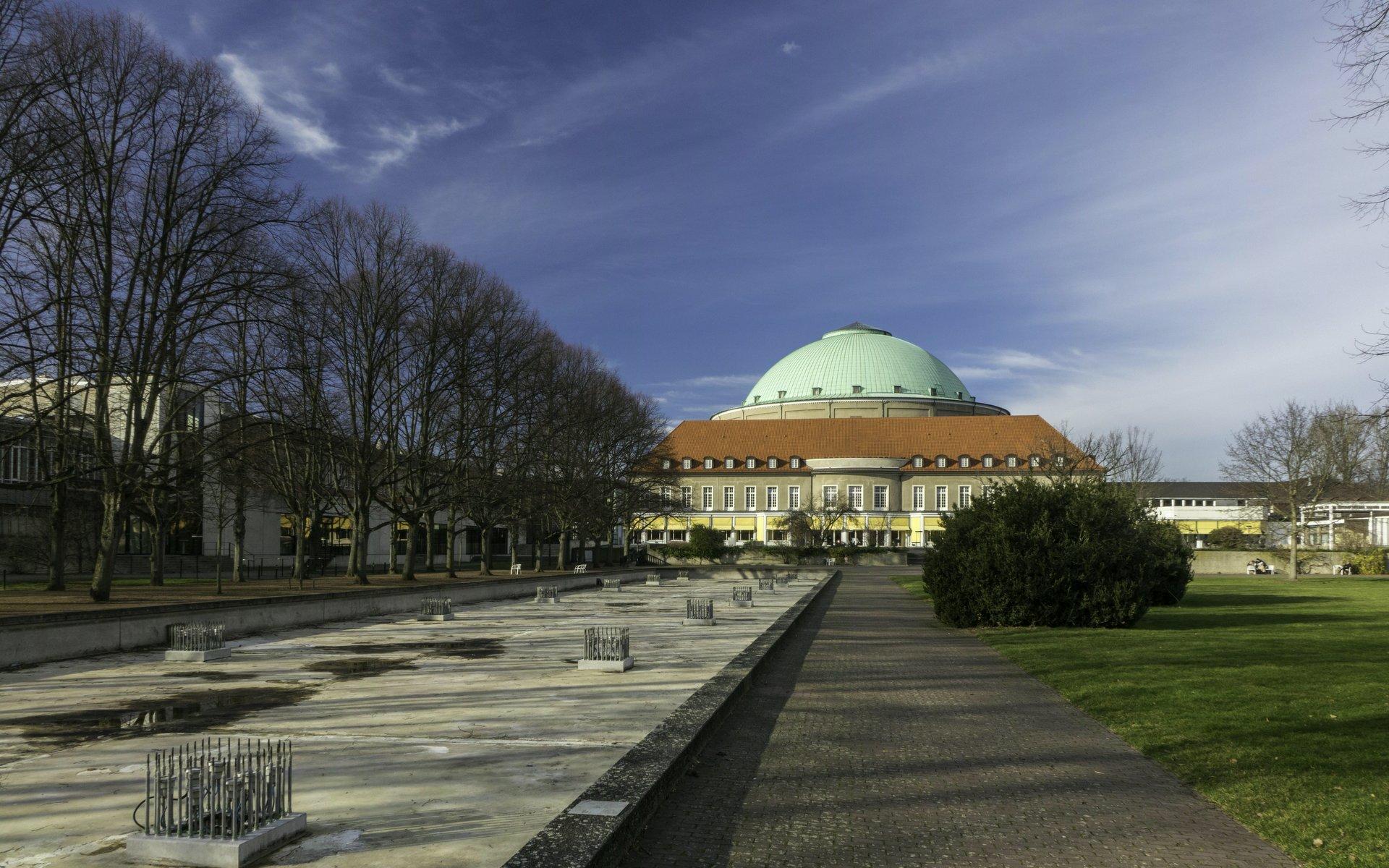 Kuppelsaal im Stadtpark