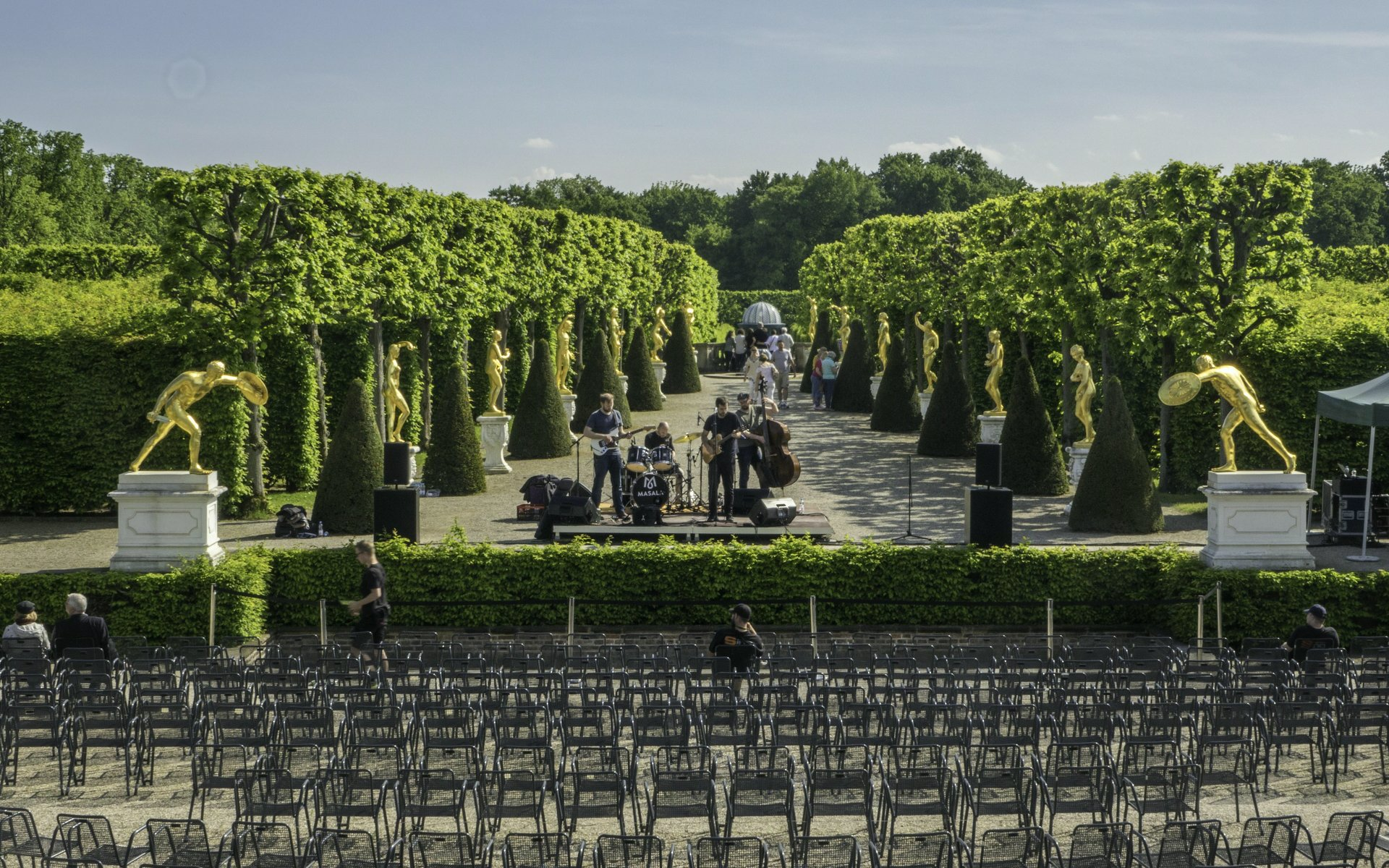 Gartentheater im Großen Garten