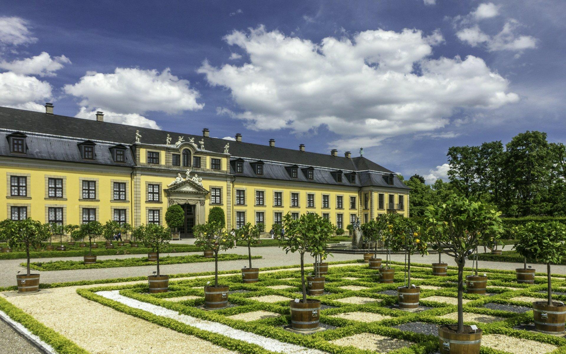 Orangeriegarten und Galerie im Großen Garten