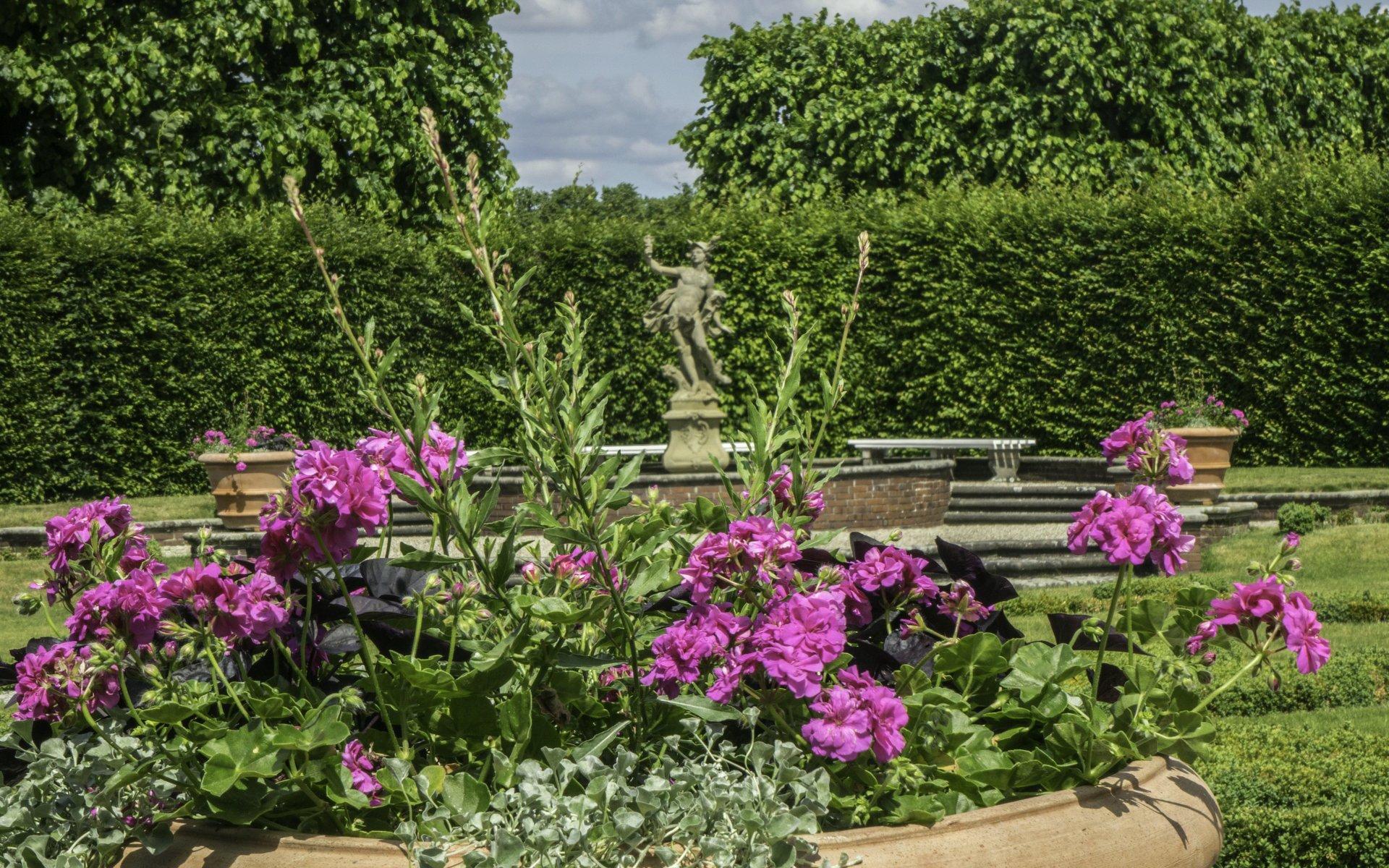 Rokokogarten im Großen Garten