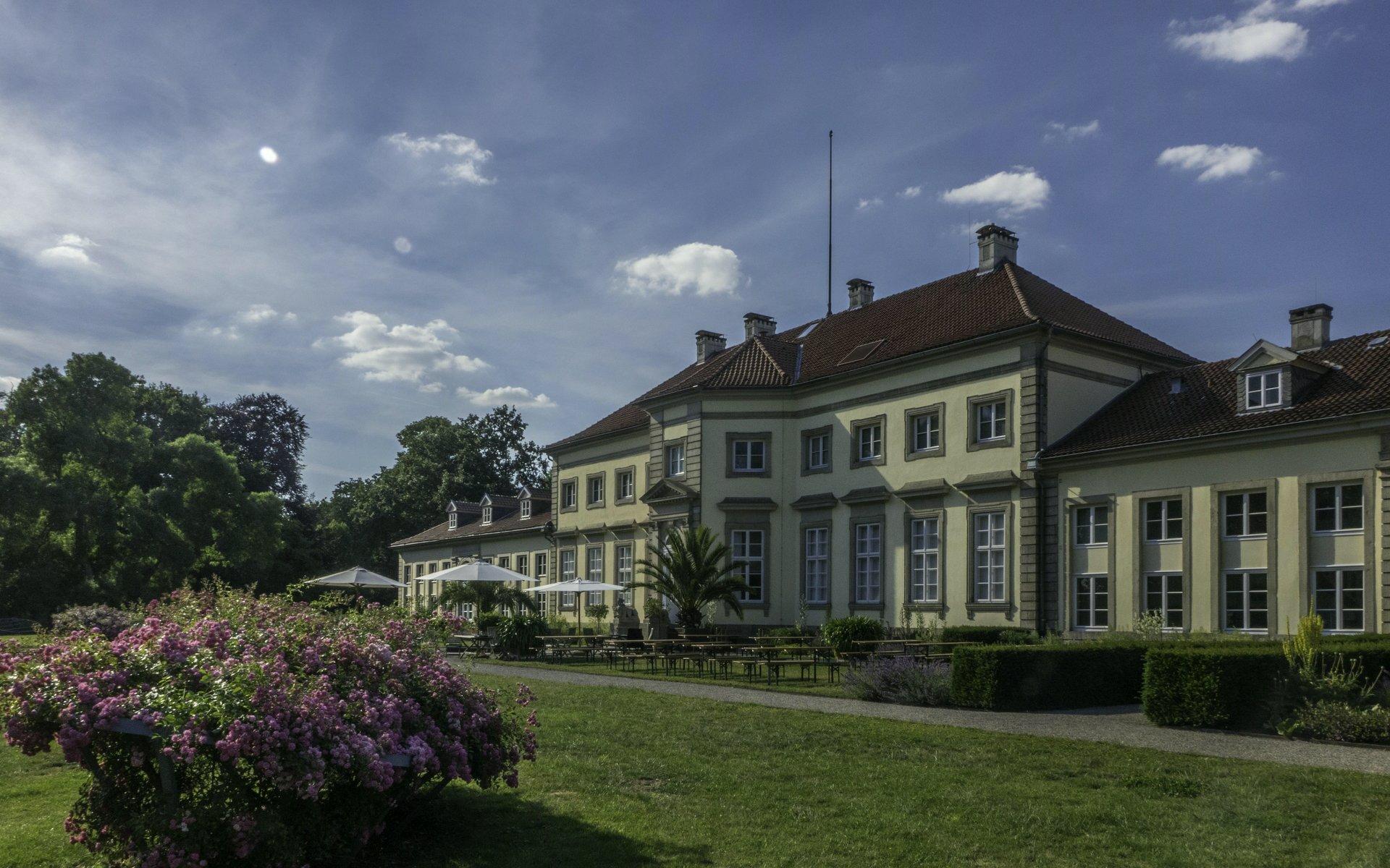 Wilhelm-Busch-Museum im Palaisgarten