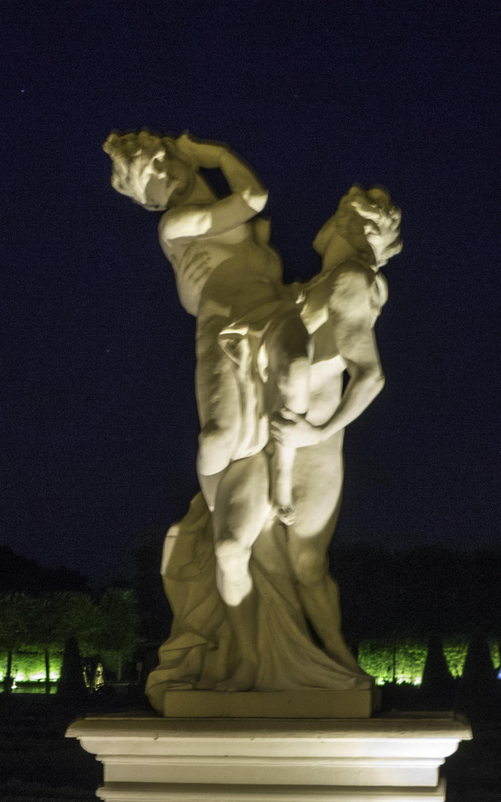 Apollo und Daphne im Parterre des Großen Gartens