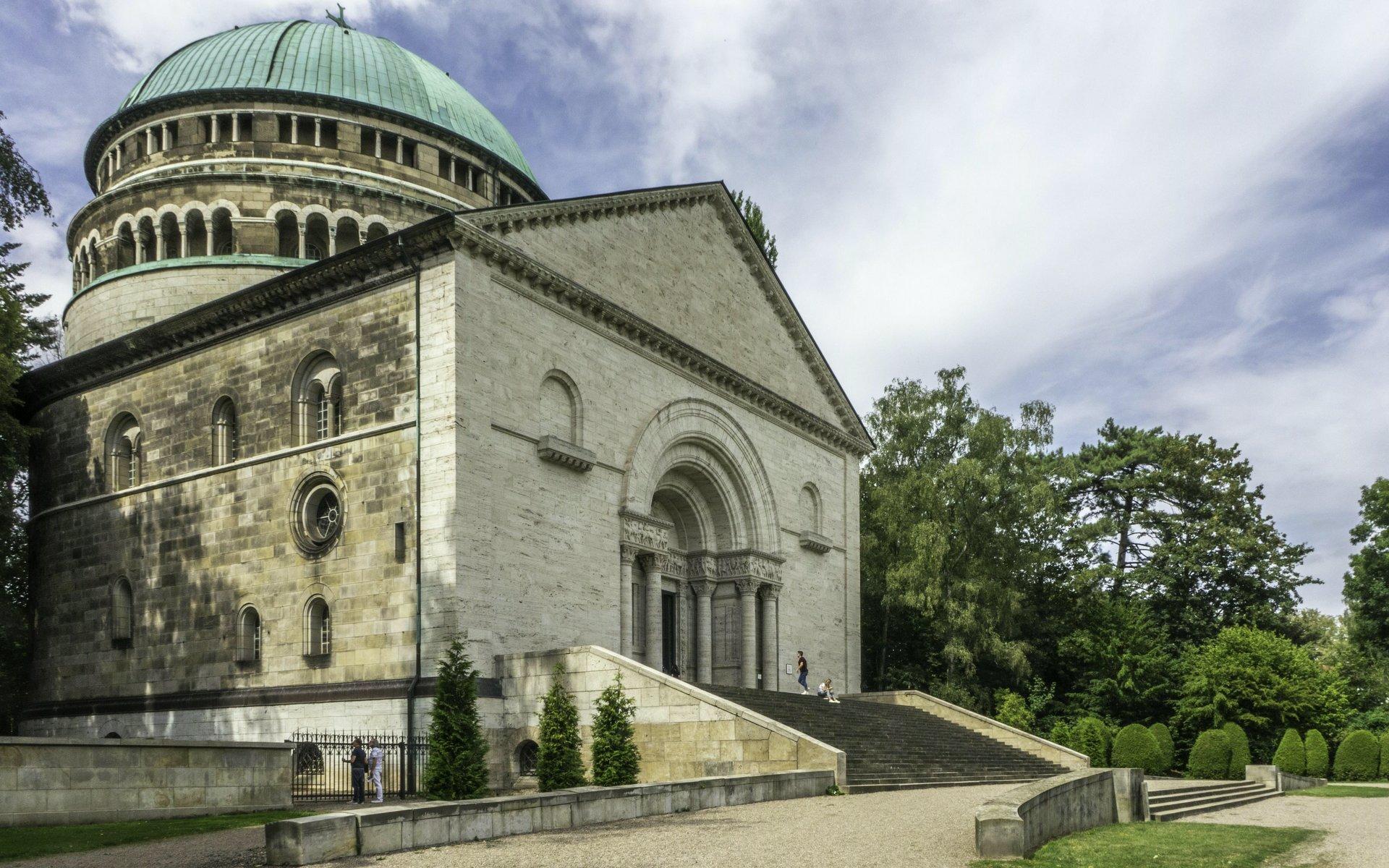 Mausoleum in Bückeburg