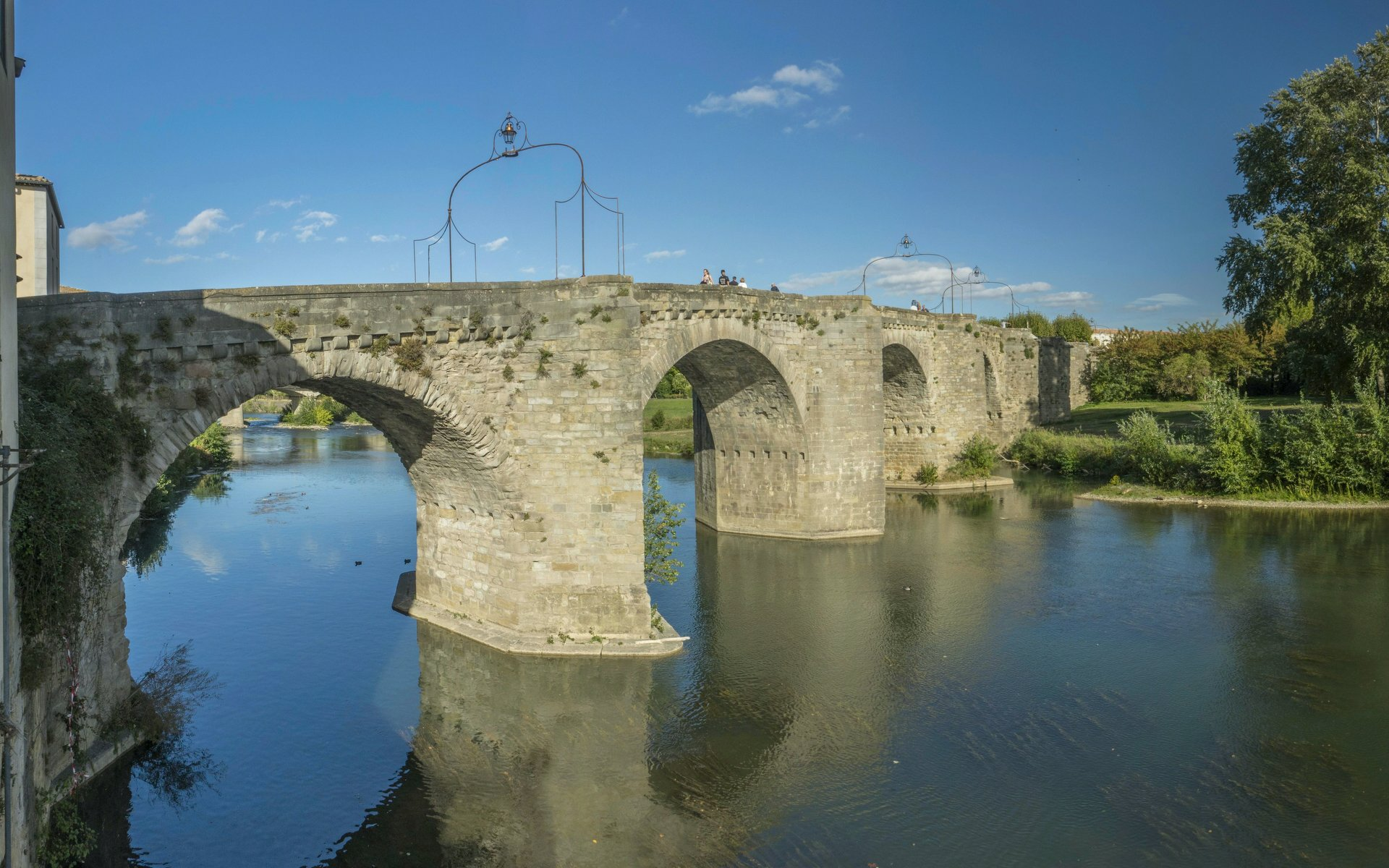 Pont Vieux in Carcassonne