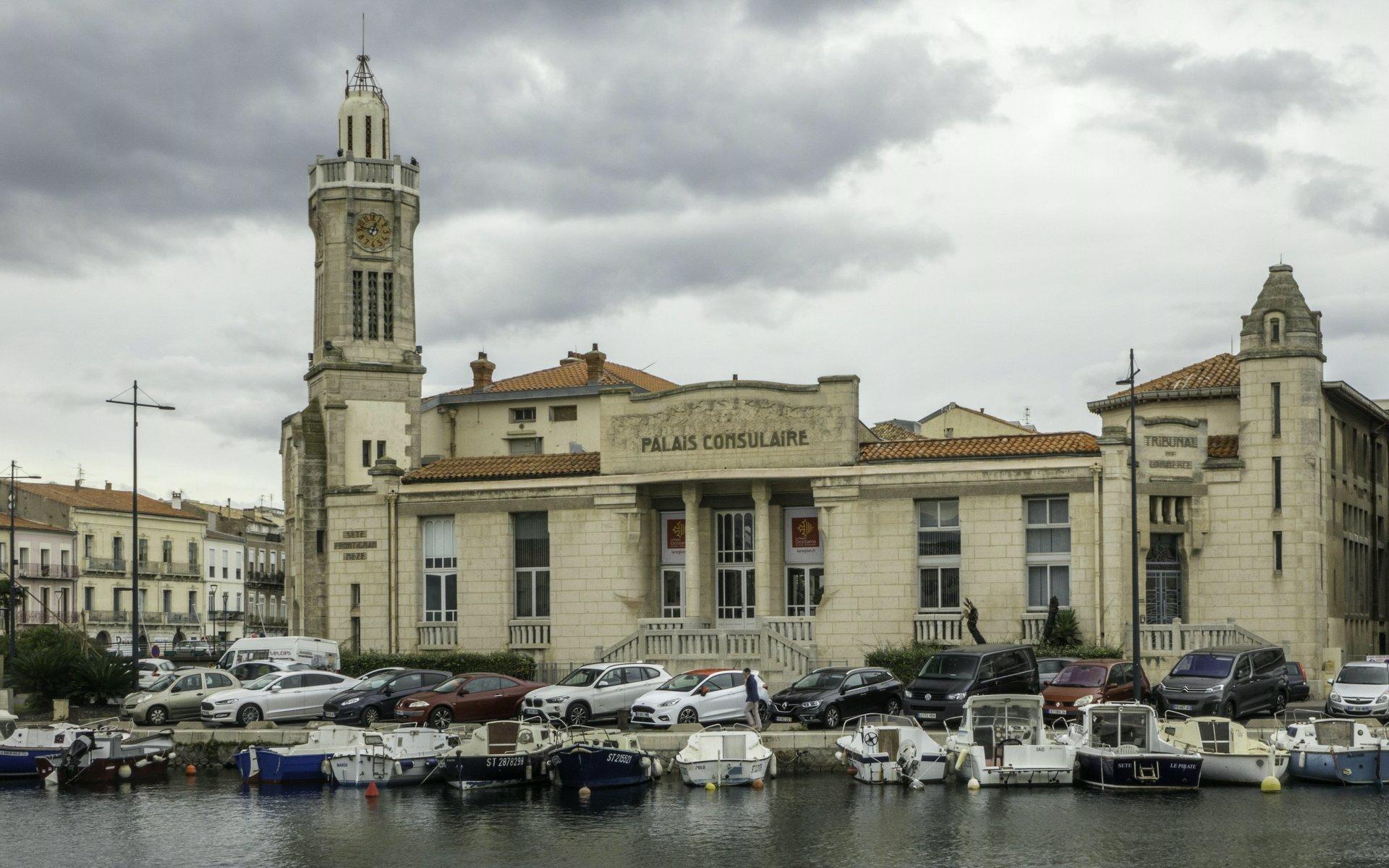 Maison Régionale de la Mer in Sète
