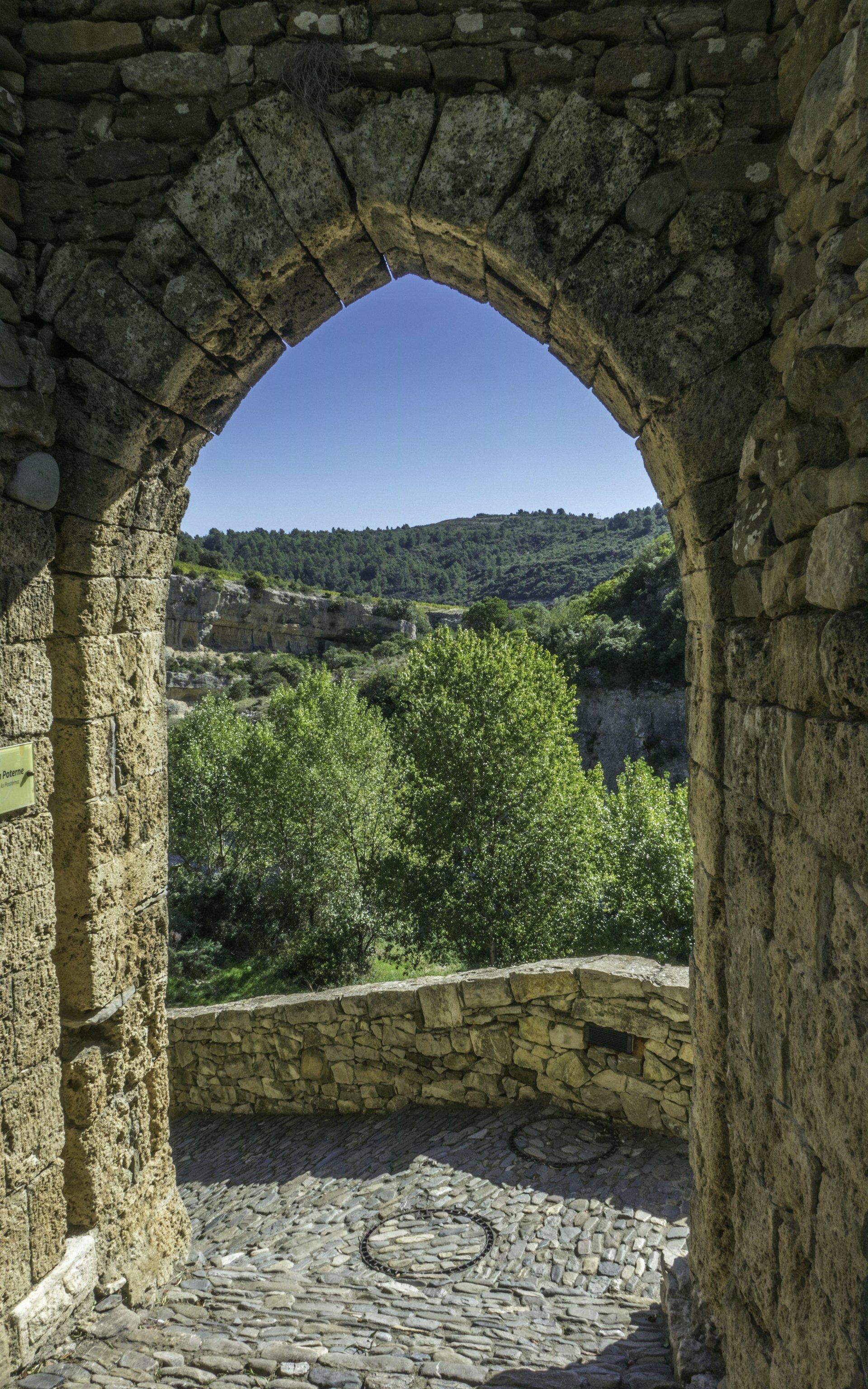 Südliches Tor von Minerve